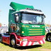 Fagan and Whalley Transport Scania G450 PO66UTU Peterborough Truckfest 2018