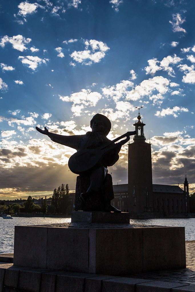 Hello Stockholm!