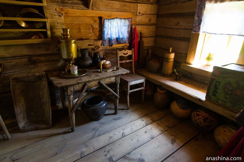 Бабий кут, Музей деревянного зодчества, Суздаль