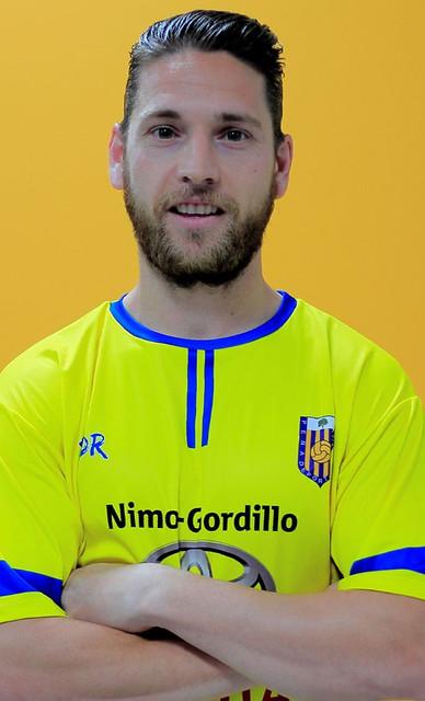 Javier Calahorro Ruiz jugador de la PD Rociera