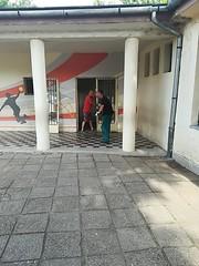 2018.06.9-10 Iskolánk kültéri ajtóinak cseréje képviselői támogatással