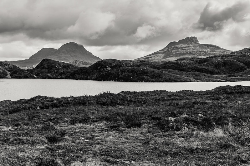 between Ullapool and Inverkirkaig - Scotland 2017