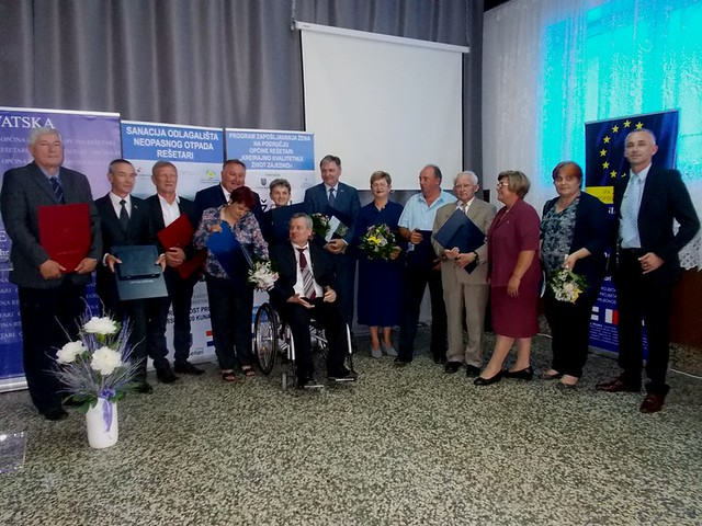 Nagrade općine Rešetari