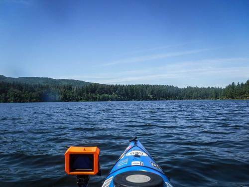 Paddling Lake Padden-023