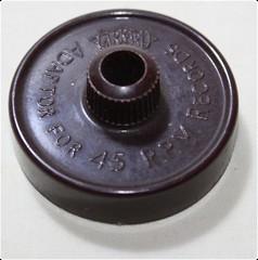 Garrard Record Adaptor Brown 1