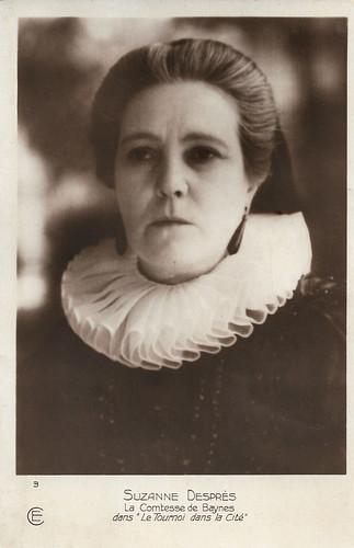 Suzanne Desprès in Le tournoi dans la cité (1928)