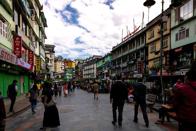 MG Marg, Gangtok, Sikkim