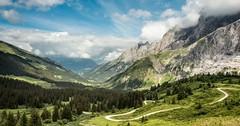 Cesta kolem světa napříč Švýcarskem