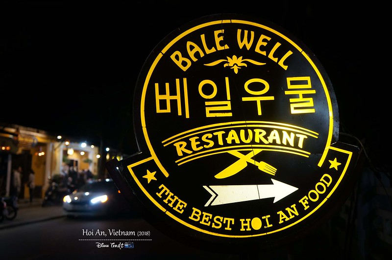 Things to Eat in Hoi An - Bale Well 03