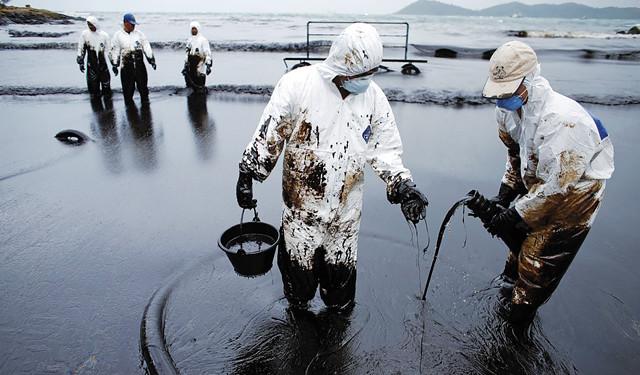 нефтяные реки