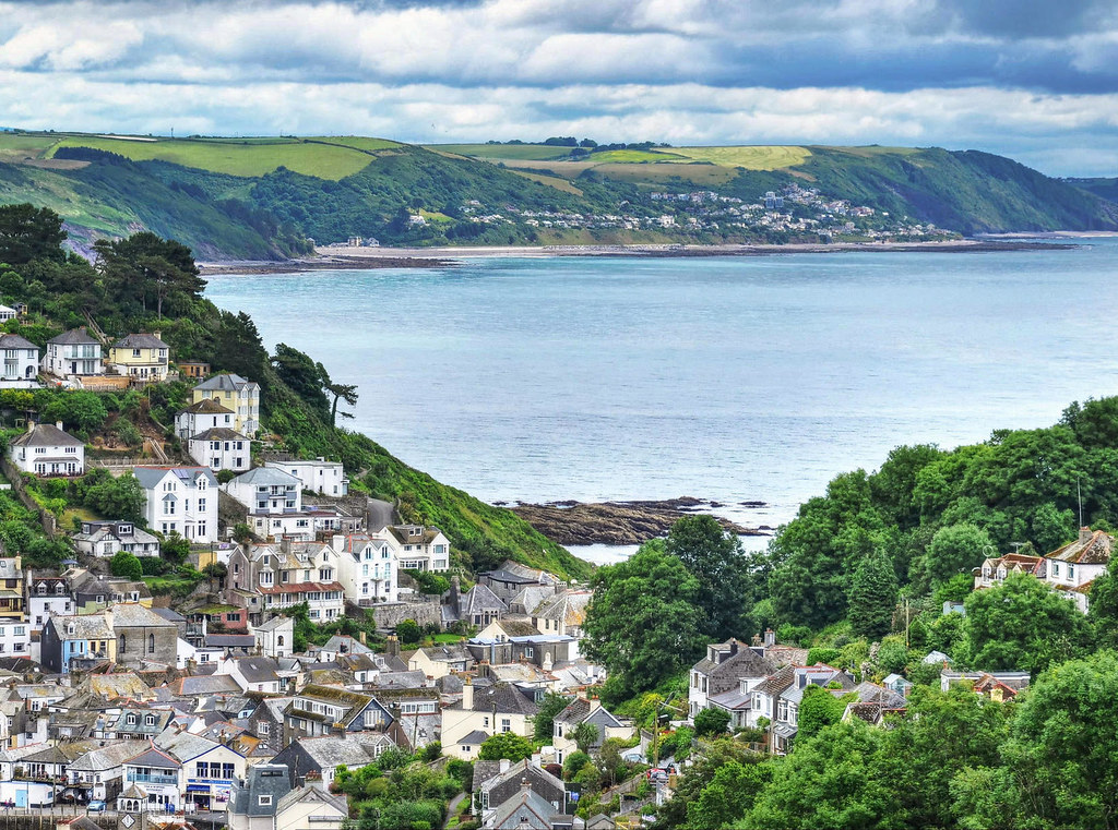 Looe, Cornwall. Credit Baz Richardson, flickr