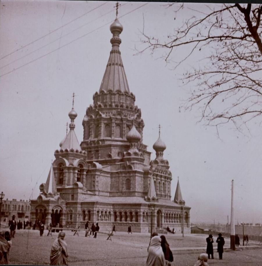 Александро-Невский собор. 1905.