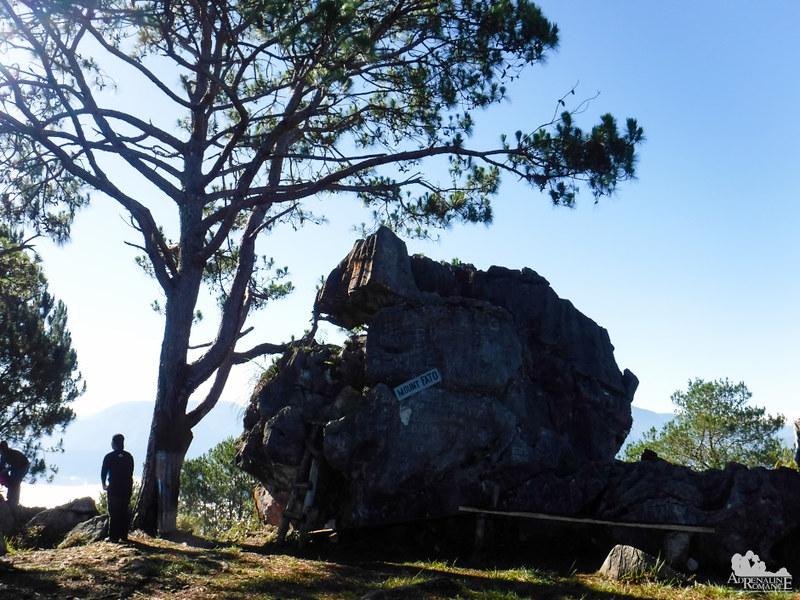 Mt. Fato, at last!
