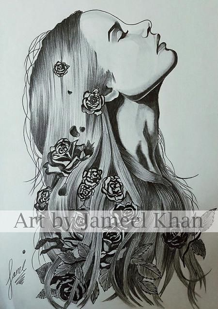 Art of Jameel Khan 22