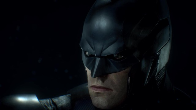 Batman Arkham Knight Face Live Wallpaper