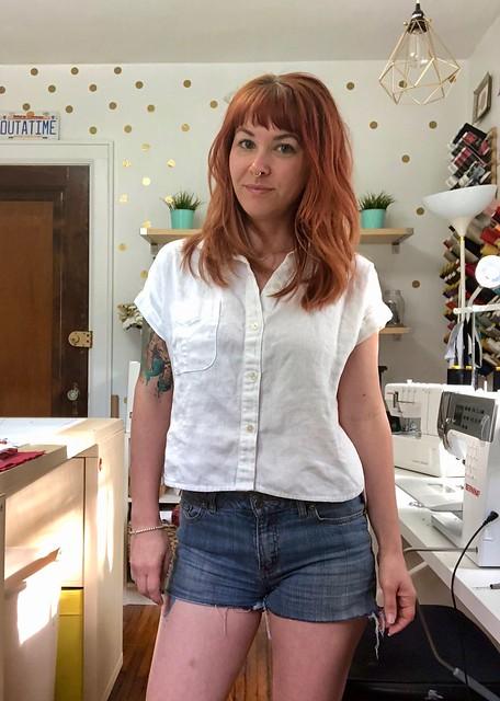Linen Kalle Shirt