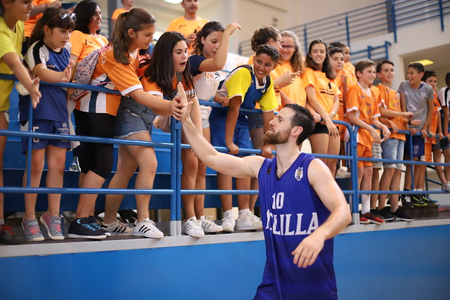FINAL | Club Melilla Baloncesto - ICL Manresa (Jornada 4)