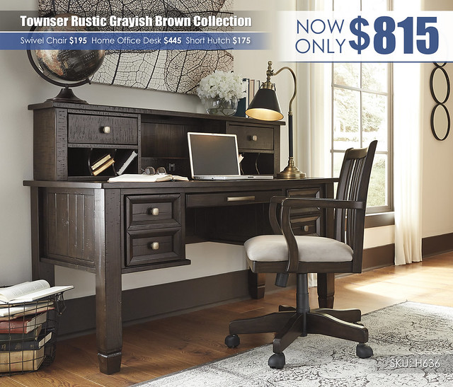 Townser Office Collection_H636-27-48-60-60H-01A-