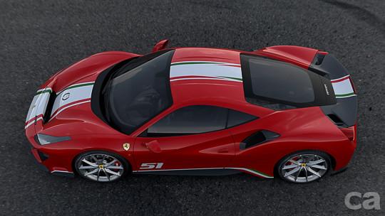 「Piloti Ferrari 」488 Pista - 03