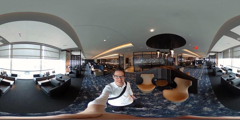 Polaris Lounge EWR