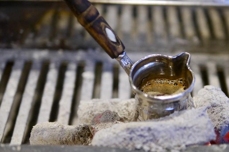 兩光咖啡 土耳其原始炭燒現煮咖啡