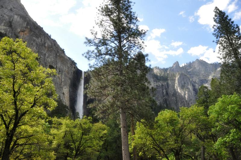 Yosemite Bridalveil Falls @ Mt. Hope Chronicles