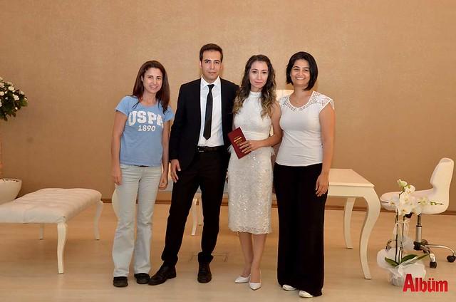 Seçil Turan ve Sadık Erk Nikah töreni (13)