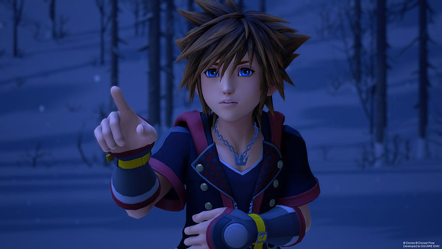 #E3 2018 Kingdom Hearts 3 Screenshots