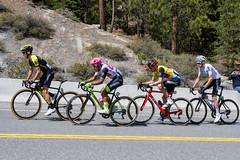 (L-R) Adam Yates, Daniel Martinez, Tejay van Garderen, Tao Geoghagen-Hart