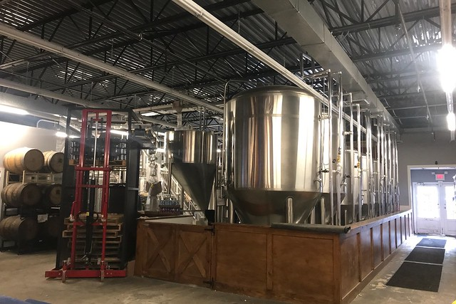 金, 2018-06-15 16:00 - Oyster Bay Brewing Co.