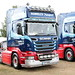 Rowells Transport Scania R580 AT17ROW Ipswich Truckfest 2018