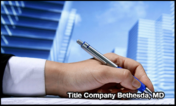 title company in bethesda