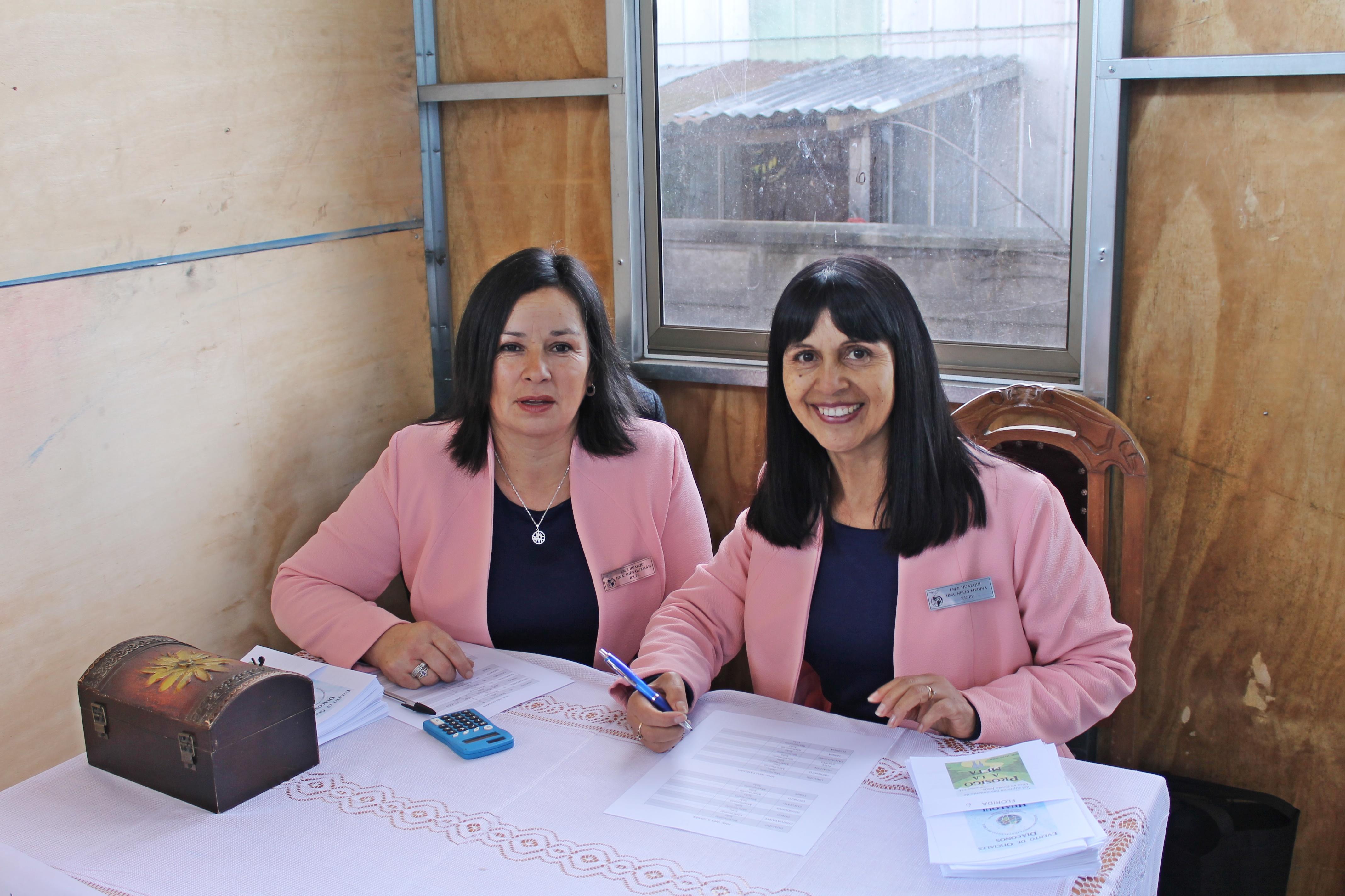 Evento Oficiales Diáconos Sector 15: Hualqui 2018