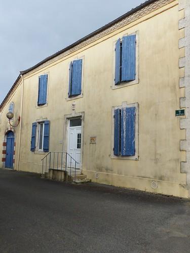 Montgaillard, Landes: Rue du Bon Vieux Temps!!