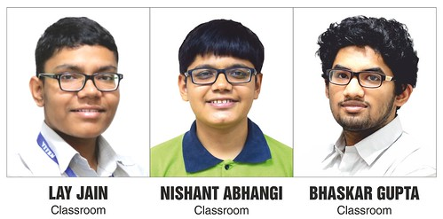 Three students from ALLEN Career Institute to Represent Team India