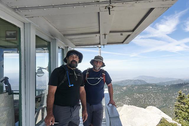 Tahquitz Peak Lookout
