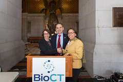 BioCT Conference Capitol HArtford Connecticut