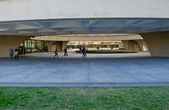 The Hirshhorn Plaza