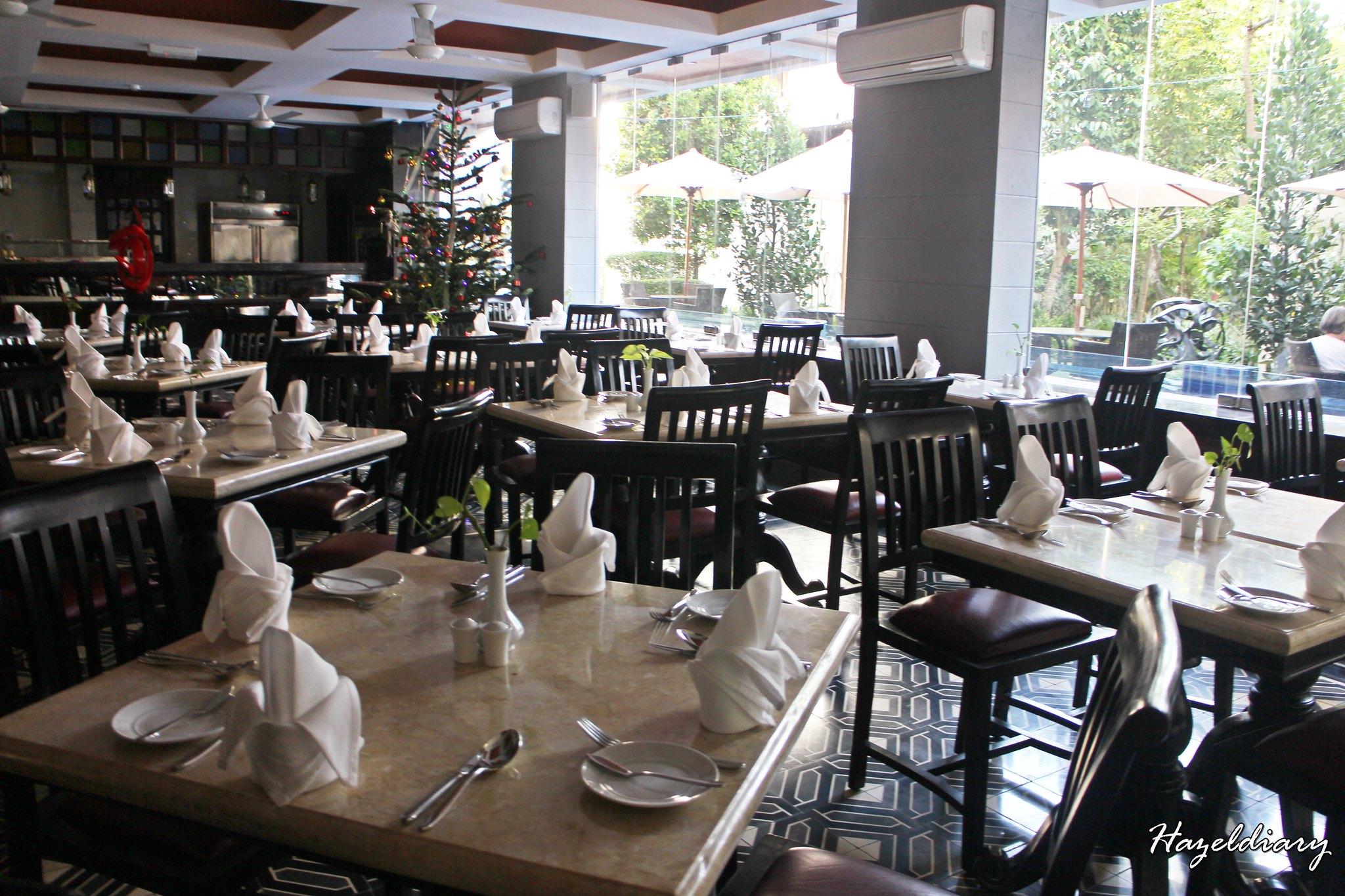 Hotel Penaga-Restaurant
