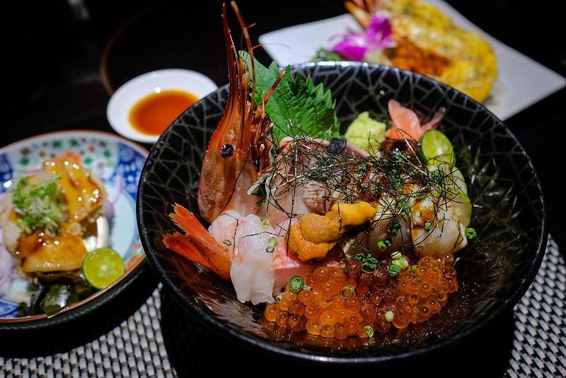鼎膾 - 無敵海景生魚丼
