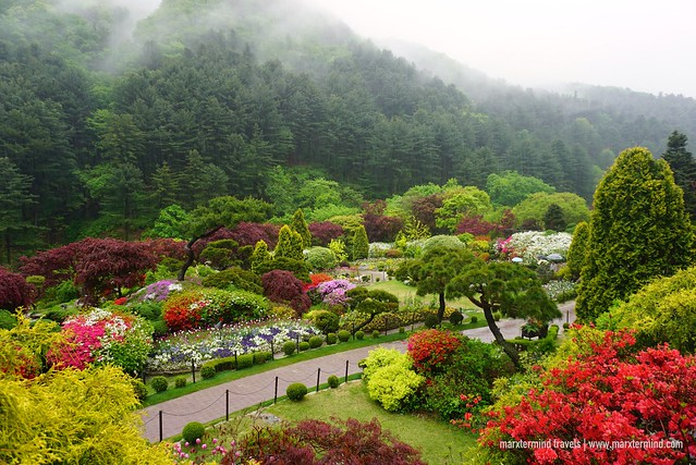 Garden of Morning Calm South Korea