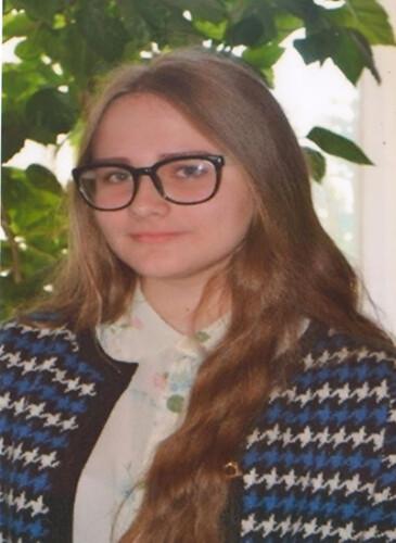 Маша Олійник - фіналістка програми FLEX (МЗОШ №32)