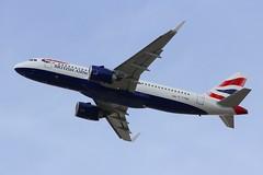 A320 G-TTNC London Heathrow 15.06.18