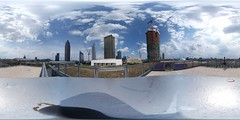 Skyline Plaza Roof
