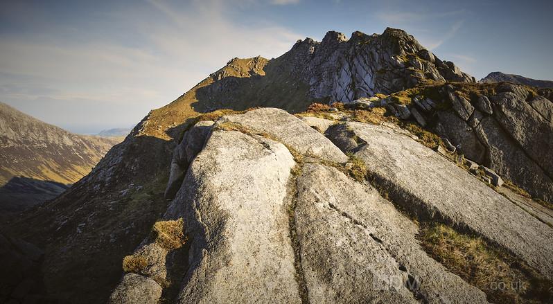 A'Chir Ridge, Arran [5D4_1086]