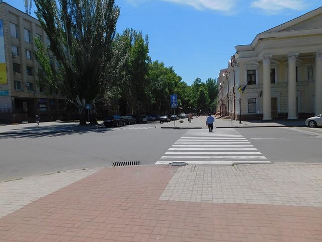 Улица Лягина