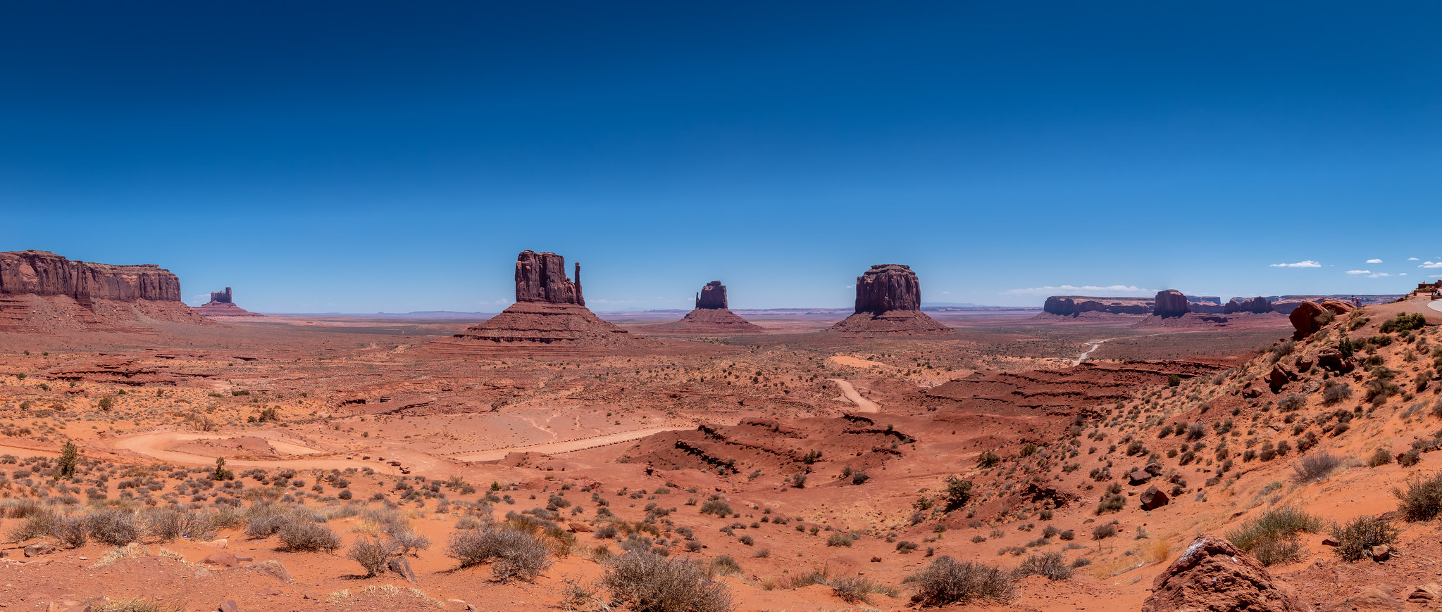 Monument Valley - Arizona - [USA]