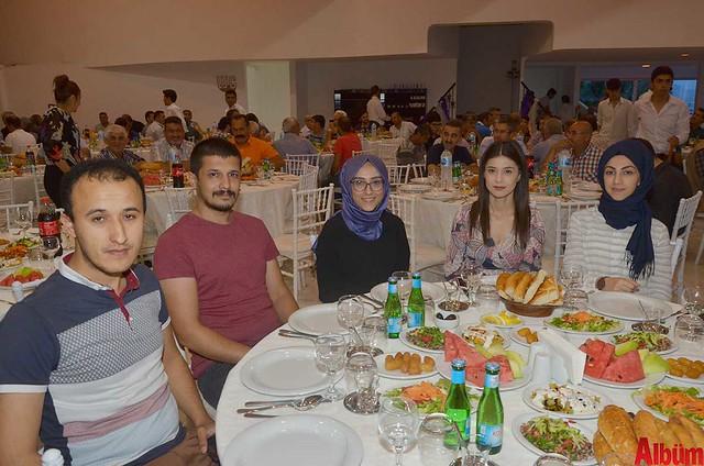Ercan Arıkan, Ali Bozkurt, Nesrin Çalışkan, Kübra Oğuz, Ebru Dalan