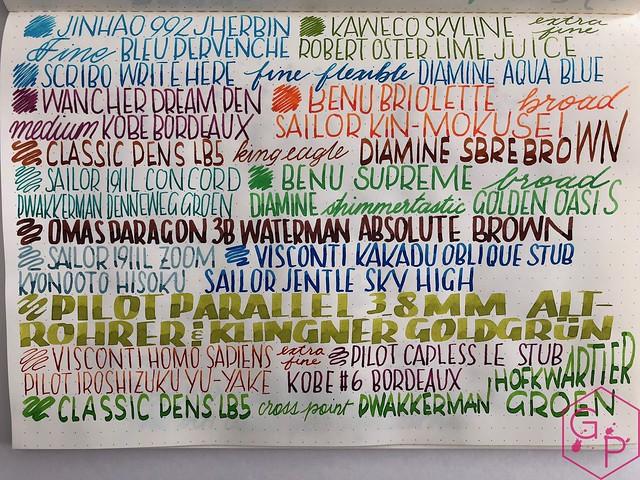 @MilligramStore Notebooks from Marc Martin Kaleidoscope Jungle & Melbourne Museum 24