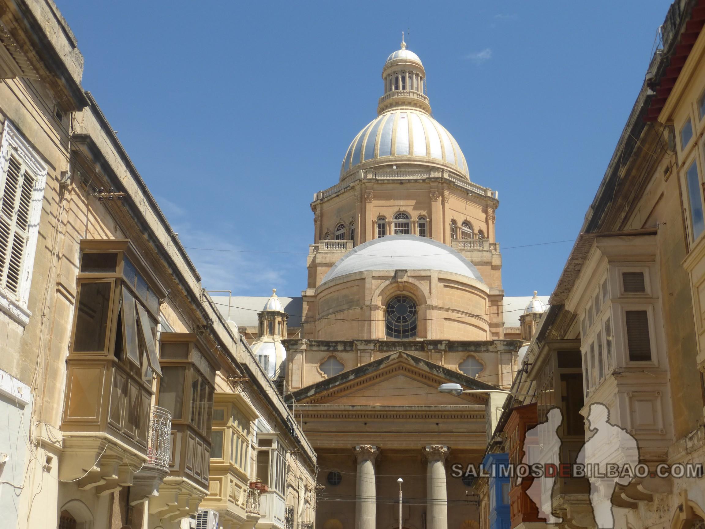 0691. Iaglesia, Tarxien, Malta